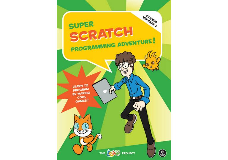 英文版Scratch遊俠傳Version2