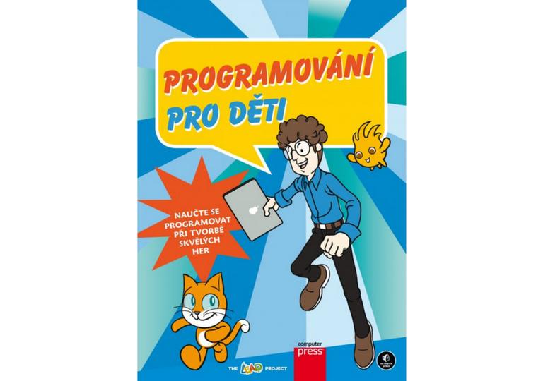 捷克文版Scratch遊俠傳