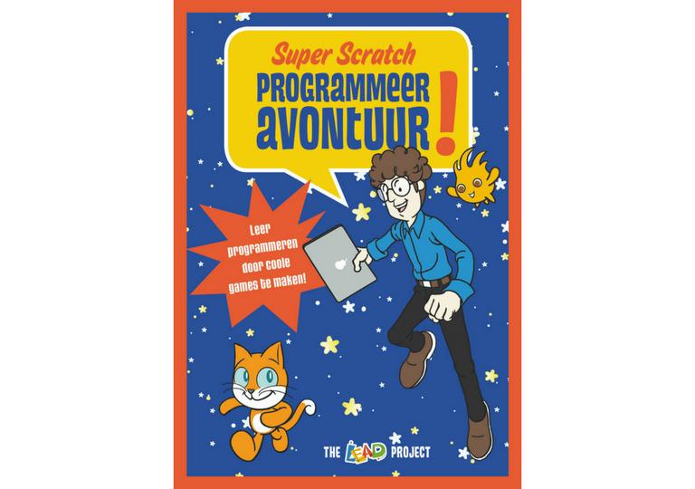 荷蘭文版Scratch 2.0遊俠傳