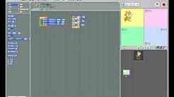 Scratch教學(三) – 角色動畫式滑行方法